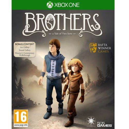 OKAZJA - Brothers A Tale of Two Sons (PC)