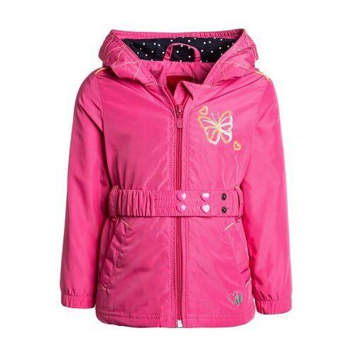 red label kurtka przeciwdeszczowa pink marki S.oliver