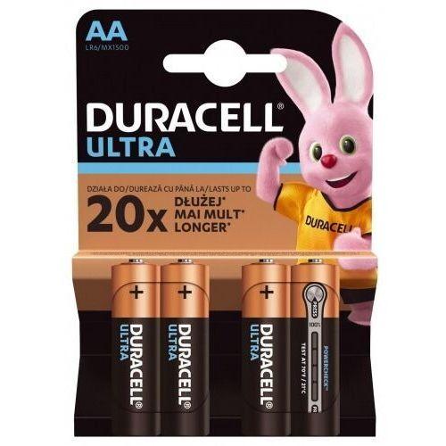 Duracell Baterie ultra power aa 4szt.
