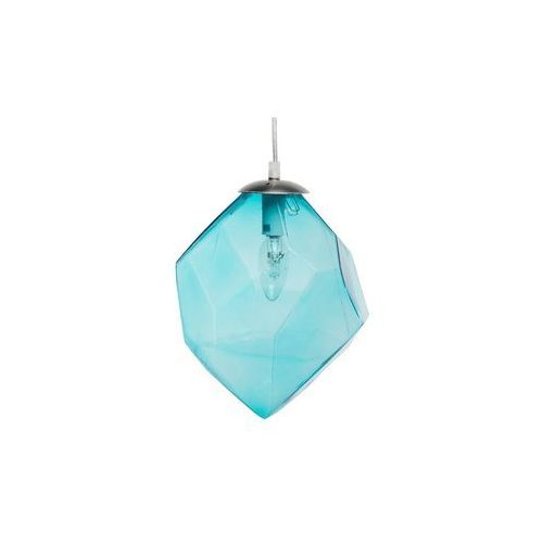 Lampa wisząca niebieska necaxa marki Beliani
