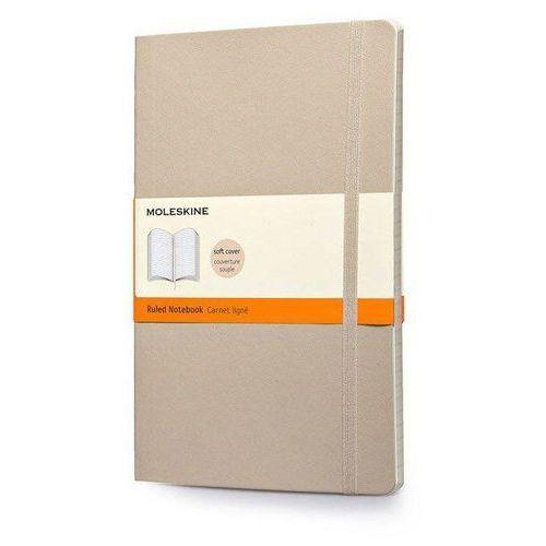 Moleskine Notes p classic w linie beżowy (9788867323500)
