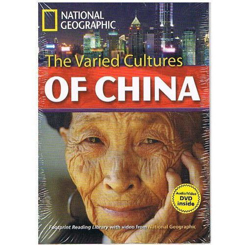 The Footprint Reading Library. The Varied Cultures of China., oprawa miękka