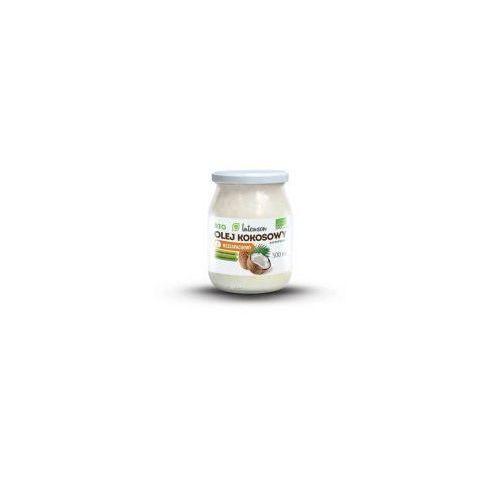 INTENSON Bio Olej Kokosowy Rafinowany 500 ml, kup u jednego z partnerów