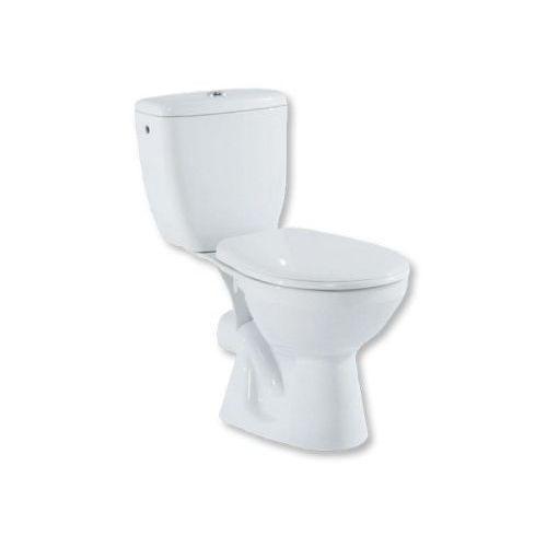 Cersanit  mito red kompakt wc w komplecie z deską sedesową tk001-009