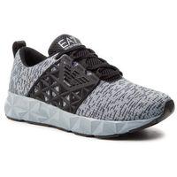 Sneakersy EA7 EMPORIO ARMANI - X8X017 XK059 L008 Black/Dark Grey