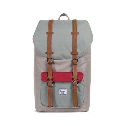 Herschel Plecak little america backpack light khaki (0828432171873)