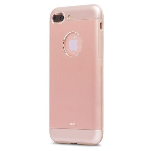 armour - etui aluminiowe iphone 7 plus (golden rose) marki Moshi