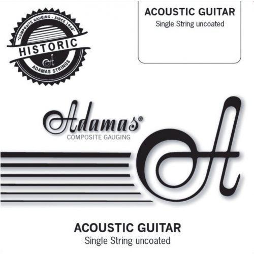Adamas (665010) stalowa struna pojedyncza -.010″/0,25mm
