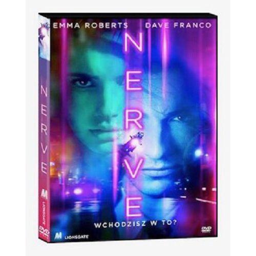 Nerve (booklet dvd) marki Monolith