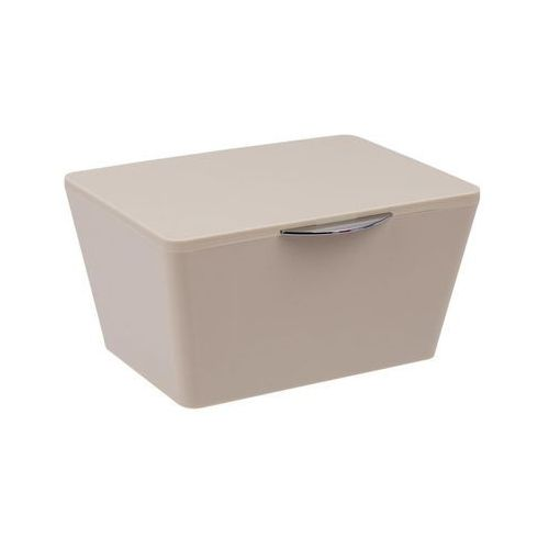 Pojemnik do przechowywania BRASIL, organizer - kolor taupe, WENKO, B072LDD478