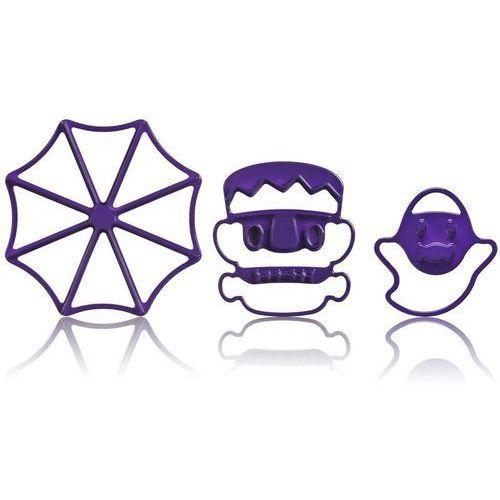 Cuisipro - foremki do ciasteczek - halloween (0065506073392)