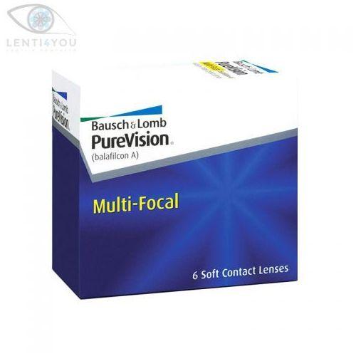 Bausch&lomb Purevision multi-focal 6szt. soczewek (0785810892488)
