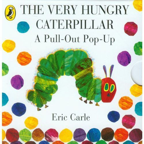 The Very Hungry Caterpillar: a Pull-out Pop-up (9780141352220)