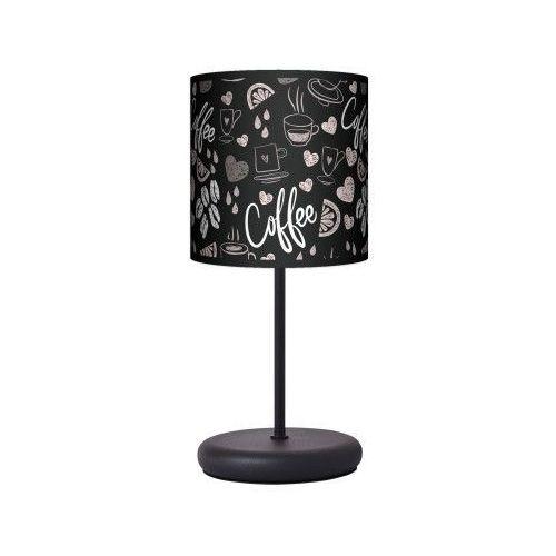 Lampa stojąca EKO - Coffee time black