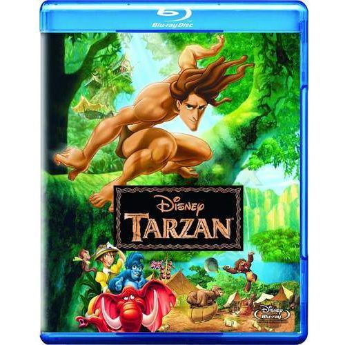 Galapagos Tarzan (bd) disney zaczarowana kolekcja
