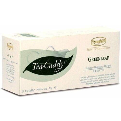 herbata greenleaf tea-caddy marki Ronnefeldt