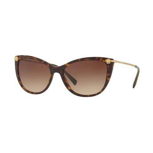 Versace Okulary słoneczne ve4345b 108/13