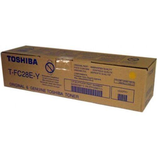 toner yellow t-fc28e-y, tfc28ey, 6aj00000049 marki Toshiba