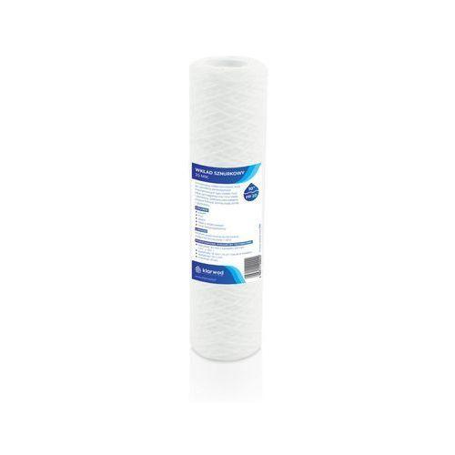 Klarwod Wkład sznurkowy do filtra 10 pp 20 mikronów