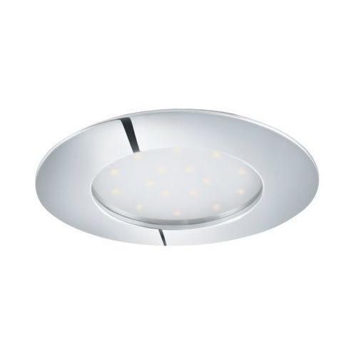 Oczko led Eglo Pineda 95888 oprawa do wbudowania 1x12W LED chrom (9002759958886)