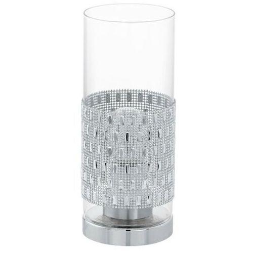 Eglo TORVISCO lampa stołowa Chrom, 1-punktowy - Nowoczesny - Obszar wewnętrzny - TORVISCO - Czas dostawy: od 8-12 dni roboczych