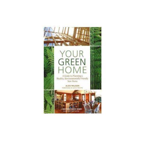 OKAZJA - Your Green Home, książka z kategorii Literatura obcojęzyczna