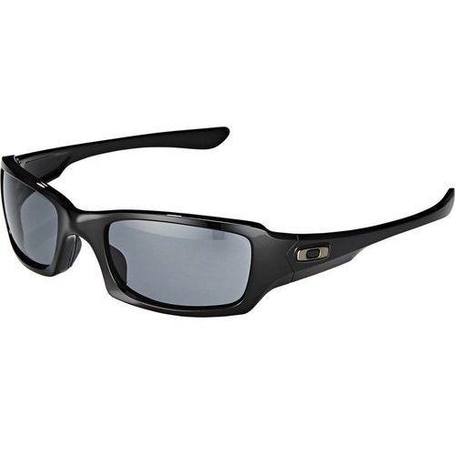 Oakley Fives Squared Okulary rowerowe czarny 2018 Okulary przeciwsłoneczne (0700285787084)