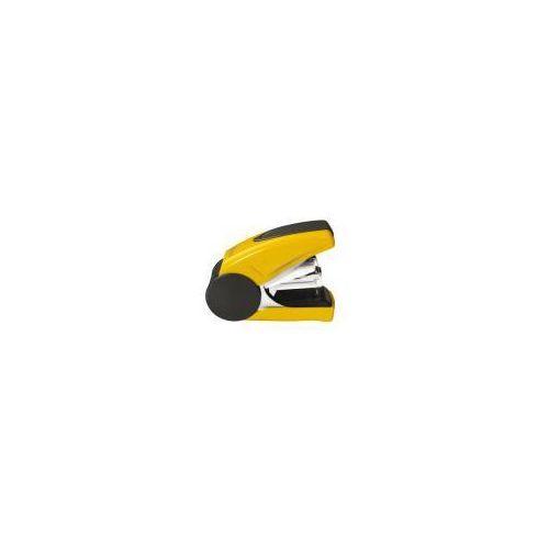 Tetis Mini zszywacz gv080-yv żółto-czarny (5906858025484)