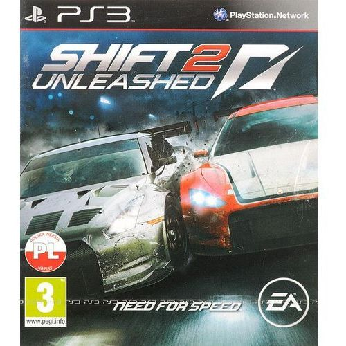 Need for Speed Shift 2 (PS3)