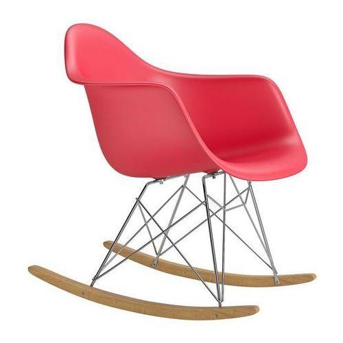 Krzesło P018RR PP inspirowane RAR - czerwony (5902385706612)