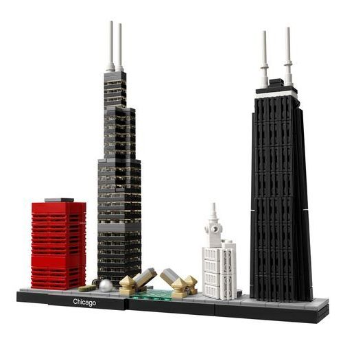 LEGO Architecture, Chicago, 21033