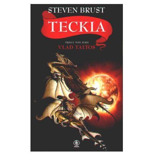TECKLA TRZECI TOM SERII VLAD TALTOS Steven Brust, rok wydania (2002)