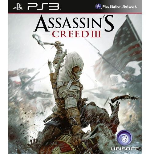 Assassin's Creed 3 - produkt z kat. gry PS3