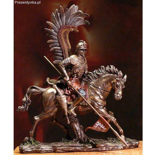 Veronese Polski husarz figurka prezent dla taty