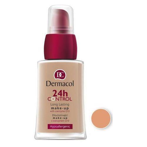 Dermacol 24 Control Make-up | Podkład z koenzymem Q10 04