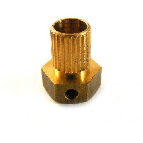 Element mosiężny kardanu 6,35mm - 1/4