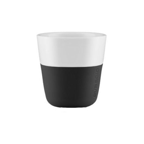 Eva solo Filiżanki do espresso 2 szt black