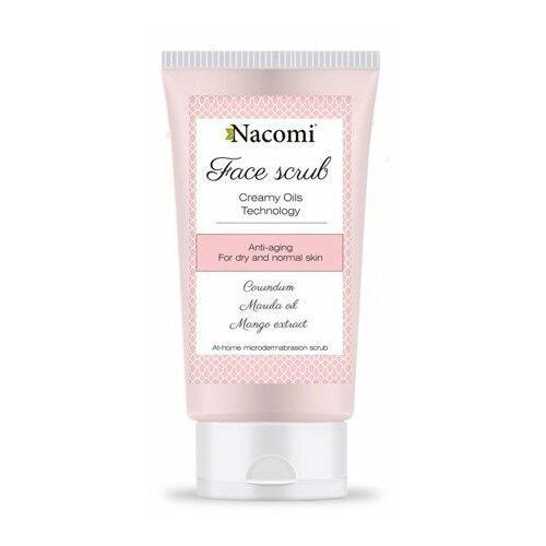 Peeling do twarzy przeciwzmarszczkowy 75ml marki Nacomi