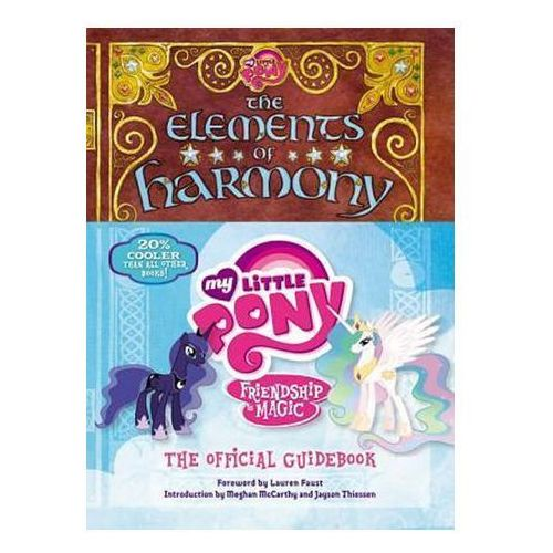 Brandon t. snider My little pony - the elements of harmony