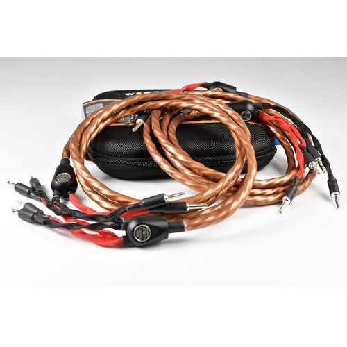 mini eclipse 8 (meb) - bi-wire banany - bi-wire marki Wireworld