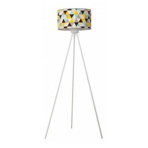 Lumes Kolorowa lampa podłogowa trójnóg - ex496-hestix