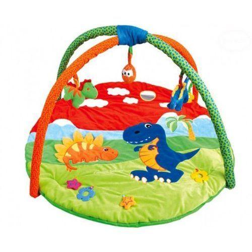 Canpol Mata do zabawy wyszywana dinoz  babies