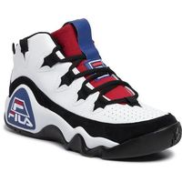 Sneakersy - fila 95 grant hill 1 1010579 white/black/fila red marki Fila