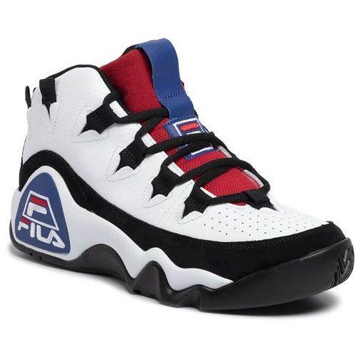 Sneakersy FILA - Fila 95 Grant Hill 1 1010579 White/Black/Fila Red