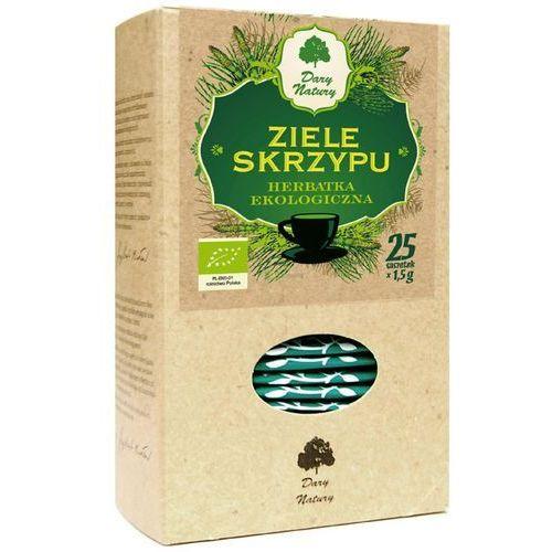 Dary natury - herbatki bio Herbatka z ziela skrzypu bio 25 x 1,5 g herbata dary natury (5902741003089)