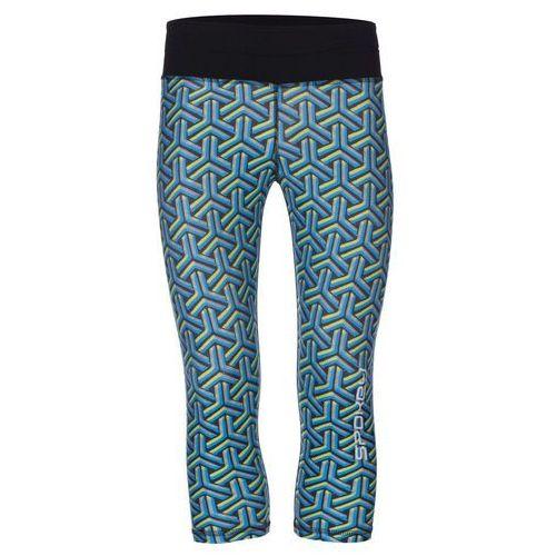 Spokey Leginsy damskie spodnie 3/4 fitness rozmiar.m + darmowy transport! (5901180394796)
