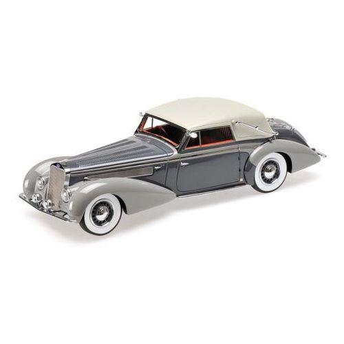 Minichamps Delage d8-120 cabriolet 1939 (grey/dark grey) - darmowa dostawa! (4012138136199)