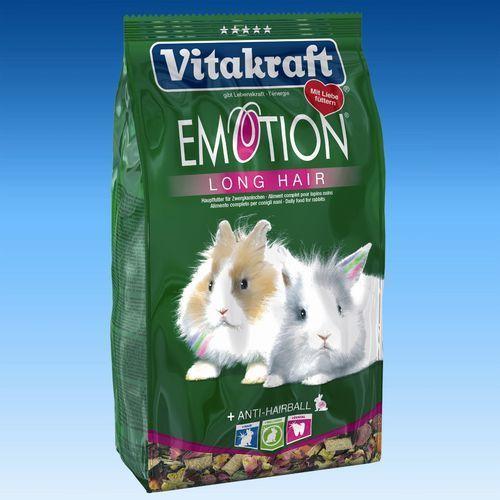 emotion long hair pokarm dla króliczków marki Vitakraft