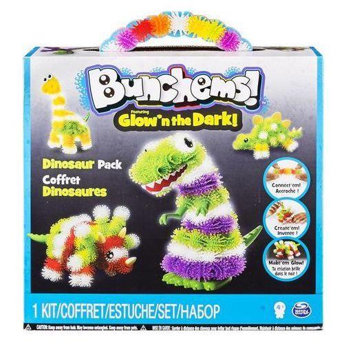 Bunchems Kolorowe Rzepy - Zestaw Tematyczny - Dino
