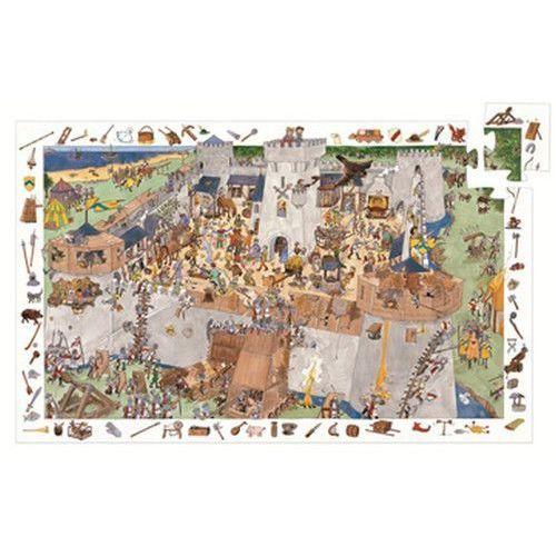 Puzzle Observation 100 Oblężony zamek (3070900075030)